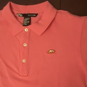 Ecko Red pink polo shirt